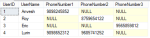 SQL Server: Find First NOT NULL Column using a COALESCE Function